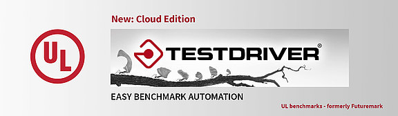 UL Testdriver Cloud Edition