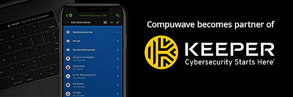 Compuwave becomes partner of Keeper