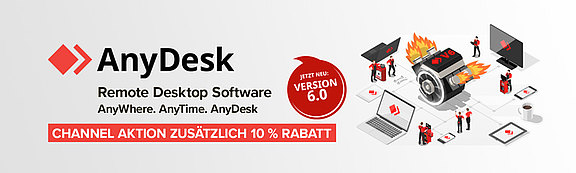 AnyDesk Version 6