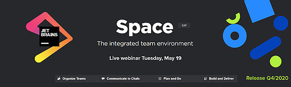 JetBrains Space webinar